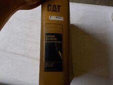 Cat E300B EL300B Excavator Service Manual