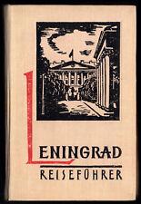 Kann, P. ; Leningrad - Reiseführer, Beilagen, 1960er