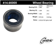 Axle Shaft Repair Bearing-Bearing Kit Rear Centric 414.66000