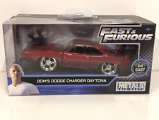 Fast and Furious Doms Dodge Charger Daytona 1:32 Scale Jada 97086