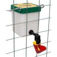 *New - 500ml Drinker with cup for Chickens-Poultry