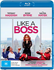 LIKE A BOSS (2020) (2019) [NEW BLURAY]