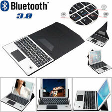 Universal Aluminum Bluetooth Keyboard Case for 7inch~10inch Smart phones/Tablet