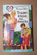 Buch Freche Mädchen: Traumküsse aus Amerika, Martina Sahler (2012, Taschenbuch)