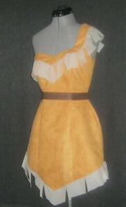 POCAHONTAS Disney Dress Costume Outfit Ensemble Clothes