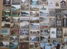 More details for oxford job lot of 84 x old postcards c1900-50s