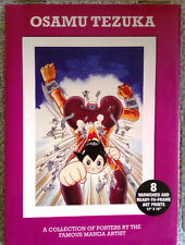 "Osamu Teszuka, Eight Card Poster Prints 12"" x 16"" Manga"