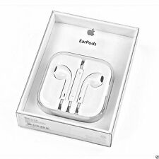 New OEM Apple EarPods / EarBuds / EarPhones | In Ear w/ Remote & Mic | MD827LL/A