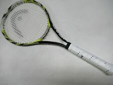"""HEAD MICROGEL EXTREME """"TEAM"""" OVERSIZE TENNIS RACQUET (4 1/4) NEW STRING/GRIP"""