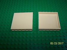 Lego 1x6x5 Wall Qty 2 (59349) - Pick Your Color