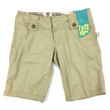 Tyte American Standard Shorts Bermuda Walking Lightweight Cotton Stretch Size 9
