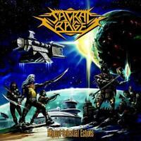 SACRAL RAGE - BEYOND CELESTIAL ECHOES   CD NEU