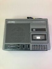 Eiki 5190 Cassette Tape Recorder with 7 Headphone Jacks / For Parts Not Working