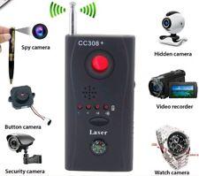 RF bug detector de Señal Anti-Espía Oculto Cámara Lente trazador de dispositivo GSM Buscador BT08