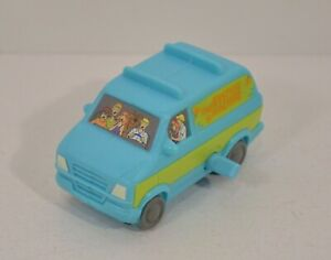 "RARE 2000 Wind-Up Mystery Machine Van 2.75"" Burger King EUROPE Scooby-Doo"
