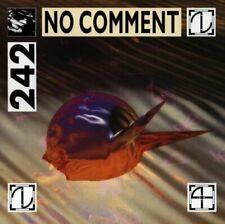 Front 242 No comment (1985)  [CD]
