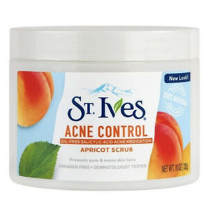 St Ives Acne Control Apricot Scrub 283g
