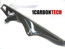 06 07 08 09 2006 - 2009 SUZUKI GSXR 600 750 CARBON FIBER CHAIN GUARD