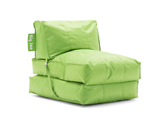 Flip Out Chair Bed Fold Down Guest Cot Dorm Furniture Sleeper Sofa Futon Couch