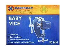 Brand NEW BABY morsa con morsetto Bench IDEALE Craft & Modello Makers fisso tipo base