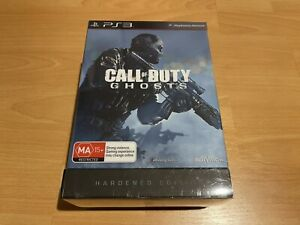 Call of Duty Ghosts Hardened Edition PS3 Game Sony PlayStation 3