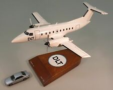 Travel Agency Aircraft Model DLT Embraer 120 scale 1:100