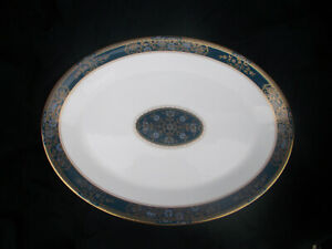 Royal Doulton  CARLYLE. Oval Meat Dish. 13½ x 10¼ inches.