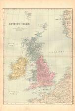Antique Original 1800-1899 Date Range Antique Europe Political Maps