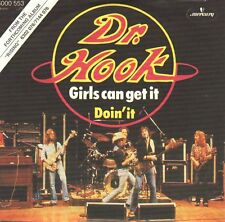 DR. HOOK Girls Can Get It PICTURE SLEEVE 45 record + juke box title strip NEW