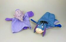 Heffalump & I-aah 2 Handpuppen Disney Winnie the Pooh