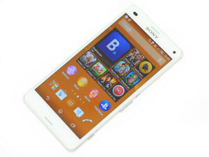 Original Sony Xperia Z3 Compact Unlocked 4G Z3C Android Smartphone 16GB D5803