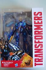 "NEW Transformers Movie 4 Age of Extinction AOE VOYAGER 7"" AUTOBOT DRIFT MISB"