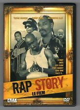 DVD ★ RAP STORY LE FILM - 2PAC NOTORIOUS BIG ★ MUSIQUE - CONCERT (RAP - HIP-HOP)