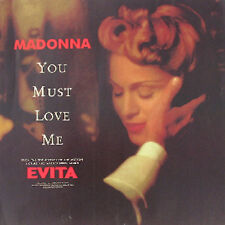 MADONNA POSTER You Must Love Me UK Promo Only Rare MINT In-Store Poster