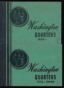 Meghrig Album for Washington Quarters Part 1 & 2