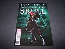 SIGNED JOE QUESADA FEAR ITSELF BOOK O/T SKULL #1 1:25