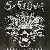 Six Feet Under - Death Rituals - 2008 Metal Blade Records CD **New**