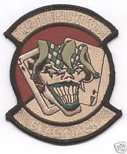 B TROOP/7TH SQ/17TH CAV REGT OPER IRAQI FREEDOM patch