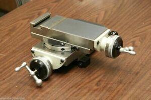 CTS-27-10 Compound Slide for Speed Lathes: Hardinge DV-59, FEELER FTL-27, FTS-27