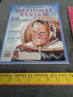 National Review Magazine September 29, 1989 XLI, NO. 18