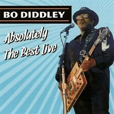 BO DIDDLEY - ABSOLUTELY THE BEST-LIVE  CD NEU