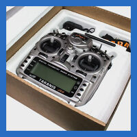 FrSky Taranis X9D Plus 2.4GHz Telemetry Radio Transmitter - Foam Packing