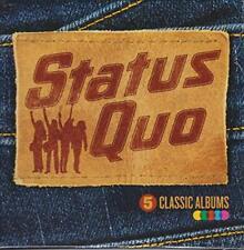 Status Quo - 5 Classic Albums [CD]