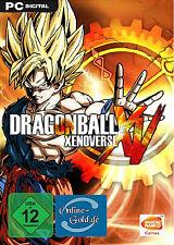 Dragon Ball Xenoverse Key - DBX Steam Digital Download Code [PC] [DE] [EU] [NEU]