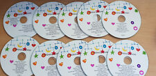 90 Plus Children's Audio Stories on 10 CD's Classic Children Kids Fairy Stories