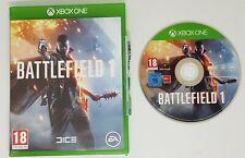 Battlefield 1 Xbox One FAST FREE UK POSTAGE VGC