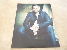 Randy Houser Sexy Country Signed Autographed 8x10 Music Photo PSA Guaranteed