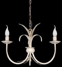 Markenlose Deckenlampen & Kronleuchter im Shabby-Stil aus Metall mit 1-3 Lichtern
