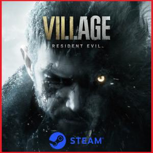 Resident Evil : Village PC STEAM GAME [EU]