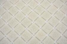 Mosaïque carreau verre gris clair cuisine bain mur piscine 200-A05-N_b |1 plaque